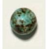 Glass Bead 10mm Nuggets Stone Washed Matrix Strung